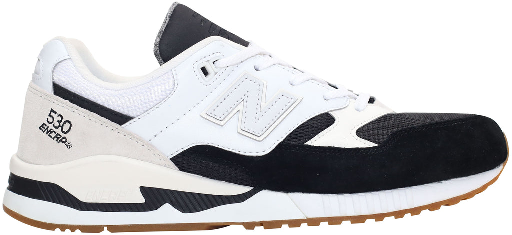 pretty nice c4a66 1855e New Balance 530 - White/Black/Gum