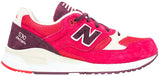 New Balance 530 - Red/Chocolate Cherry/Oyster