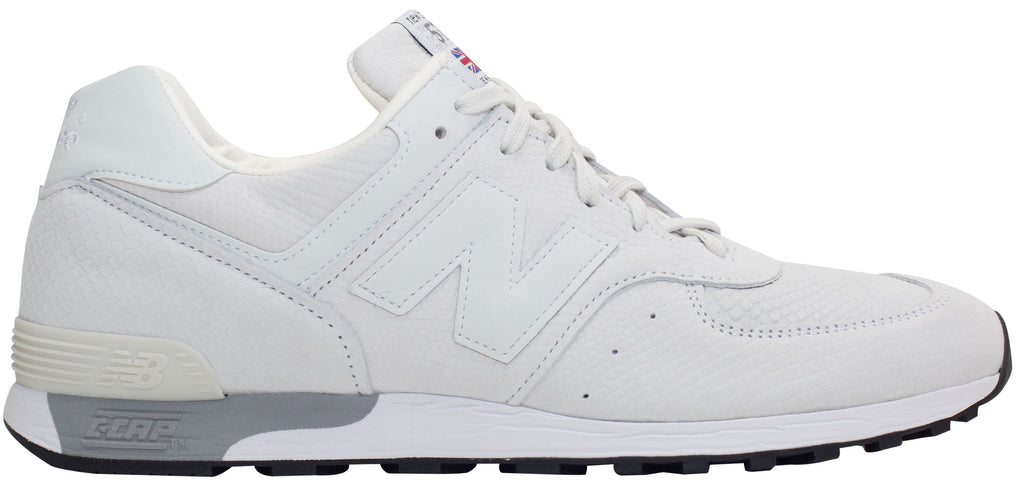 huge selection of 37bb4 11182 New Balance 576 Reptile - White