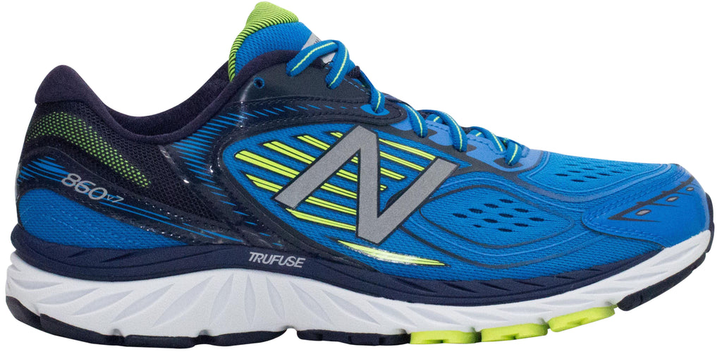 distinctive style laest technology website for discount New Balance 860v7 (4E) - Blue/Yellow