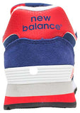 New Balance 515 - Navy/Orange