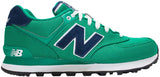 New Balance 574 - Green/Navy