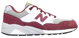 New Balance 580 - Burgundy/Grey