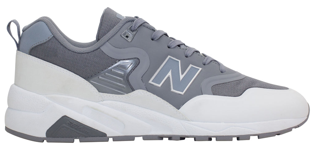 premium selection b1438 9ab88 New Balance 580 Re-Engineered - White/Grey