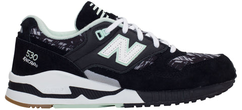 New Balance 530 Summer Utility - Black/White/Seafoam
