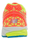 New Balance 870v3 (D) - Coral/Lime/Blue Atoll