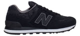 New Balance 574 - Black/Castlerock