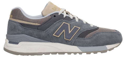 New Balance 997.5 - Grey/Yellow