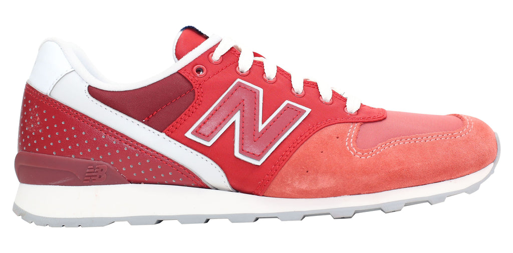 premium selection 47462 e99c5 New Balance 996 - Red