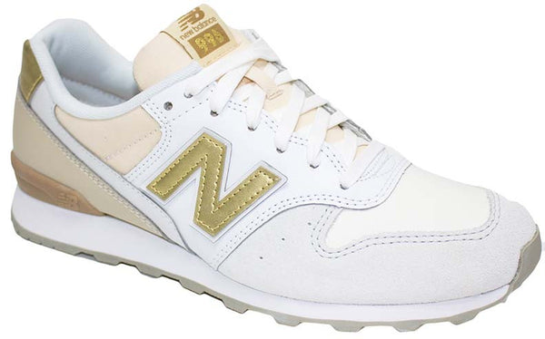 separation shoes a33f1 7277d Just Sport   New Balance 996 - Beige White Gold