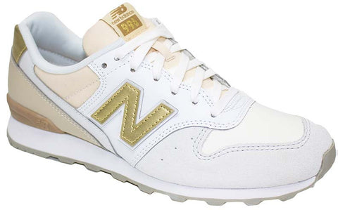 info for d8c61 208bd Just Sport   New Balance 996 - Beige/White/Gold