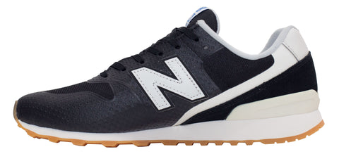 New Balance 996 WOMENS BlackWhiteGum WF