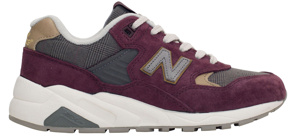 buy popular a78c0 e663a New Balance 580 - Burgundy