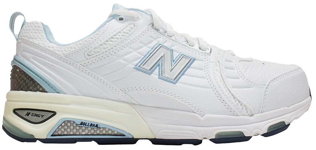 New Balance 856 - White/Blue