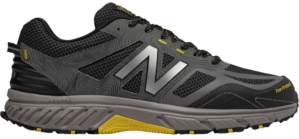 New Balance 510v4 Trail - Dark Grey/Black