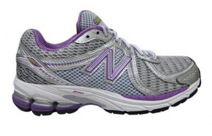 New Balance 860v2 (2A) - Silver/Purple
