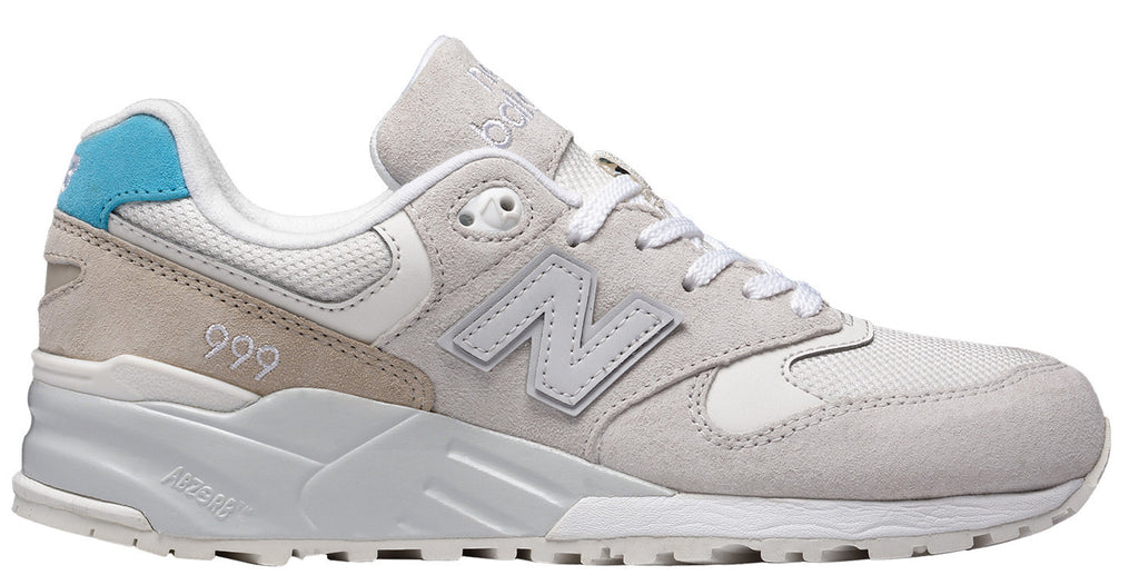 New Balance 999 - White/Blue
