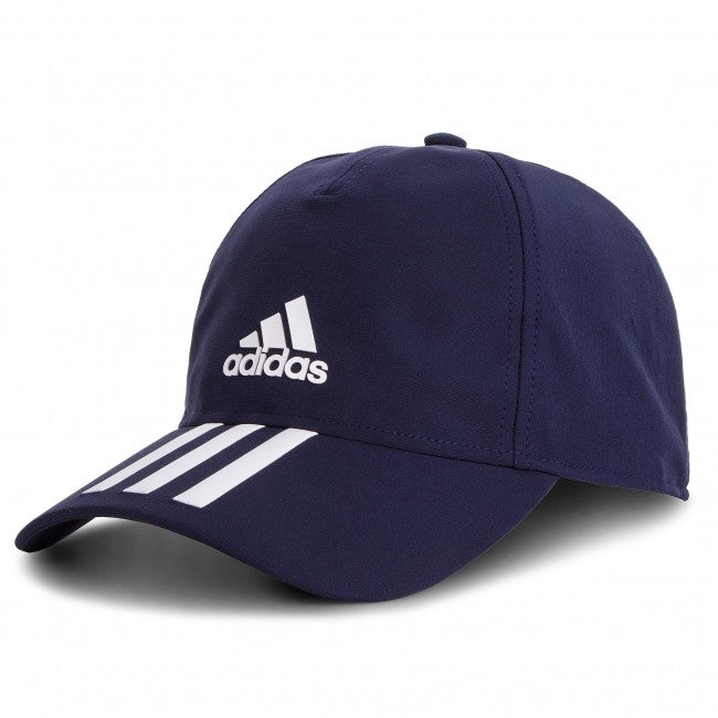 Adidas C40 3-stripes Cap - Navy/ White