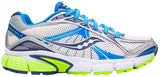 Saucony Ignition 4 - White/Silver/Blue