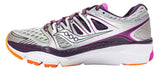 Saucony Triumph ISO - Silver/Purple/Orange