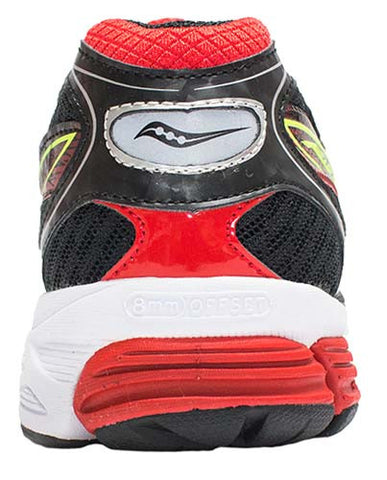 Just Sport   Saucony Ride 8 SilverCitronRed