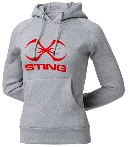 Sting Reflect Hoodie - Grey