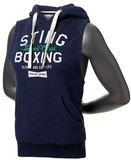 Sting Super Class Hoodie - Navy Marle