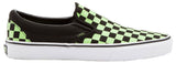 Vans Classic Slip-on - Black (Glow Checks)