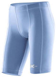 2XU Youth Compression Short - Sky Blue