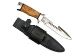 A&R Tactical Knife KORSAR,  Karel Birch,  95x18 Stainless