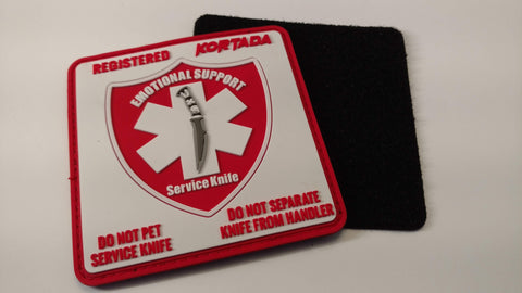 Kortada PVC Patch with Velcro