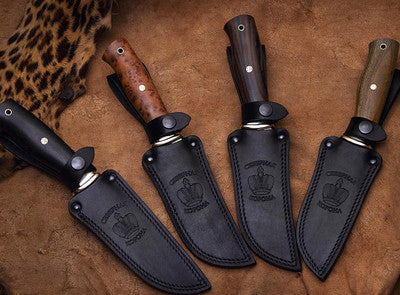russion blades - hunting knives
