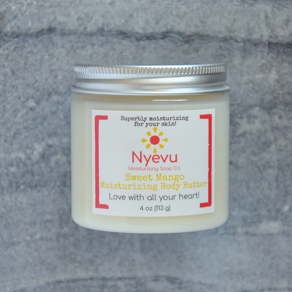 Sweet Mango - Moisturizing Body Butter