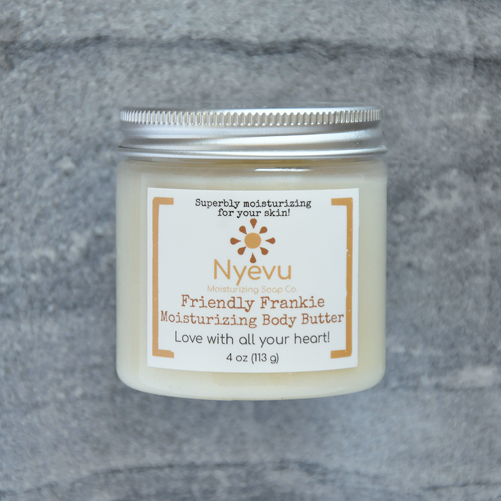 Friendly Frankie - Moisturizing Body Butter