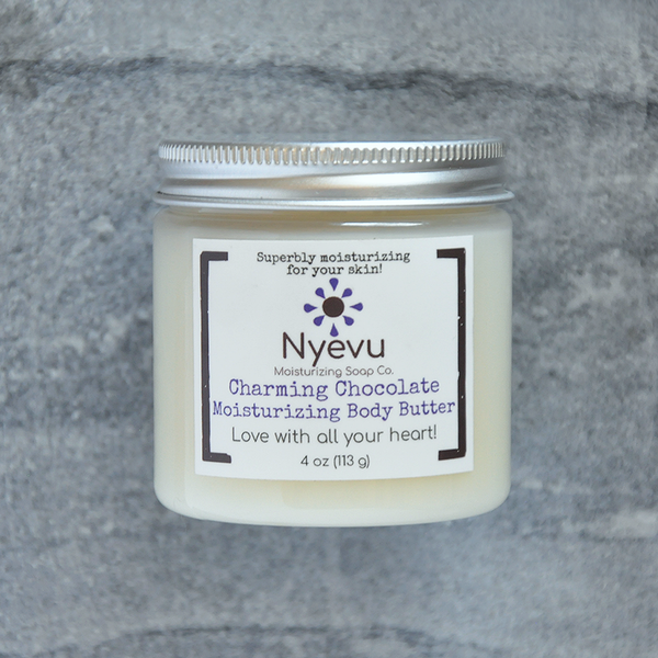 Charming Chocolate - Moisturizing Body Butter