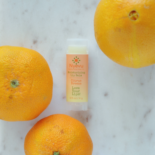 Citrus Breeze - Moisturizing Lip Balm