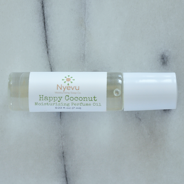 Happy Coconut - Moisturizing Perfume Oil