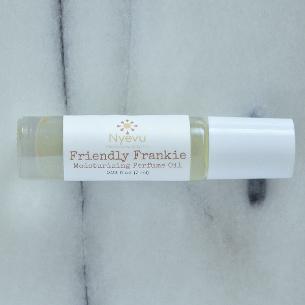 Friendly Frankie - Moisturizing Perfume Oil