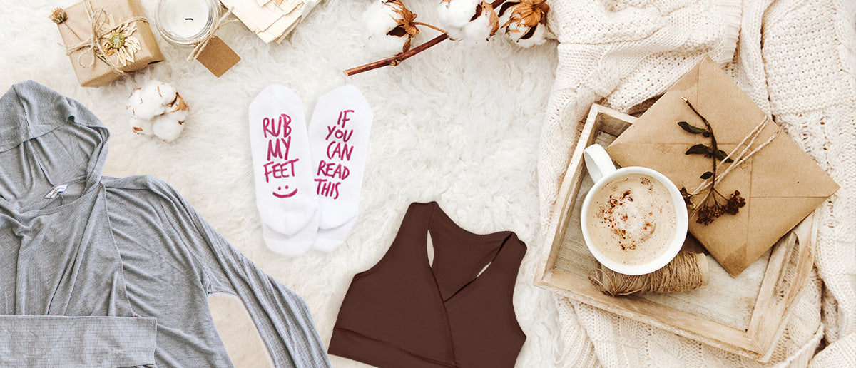Six Maternity and Breastfeeding Essentials for a Cozy Winter