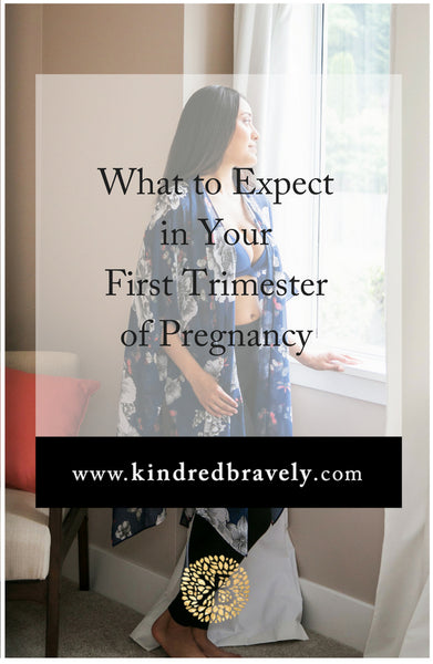 what to expect in your first trimester