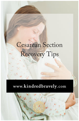 Top Tips for Your C-Section Recovery