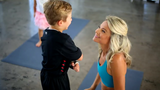 Amy Jordan, Pilates, Pregnancy Fitness