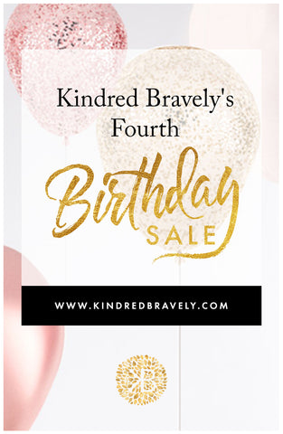 kindred bravely's fourth birthday, anniversary sale on nursing clothes