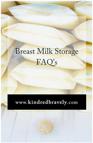 Breast Milk FAQs