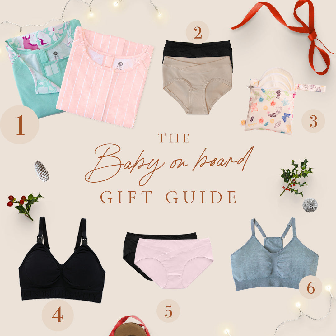 Baby on board gifts for pregnant woman