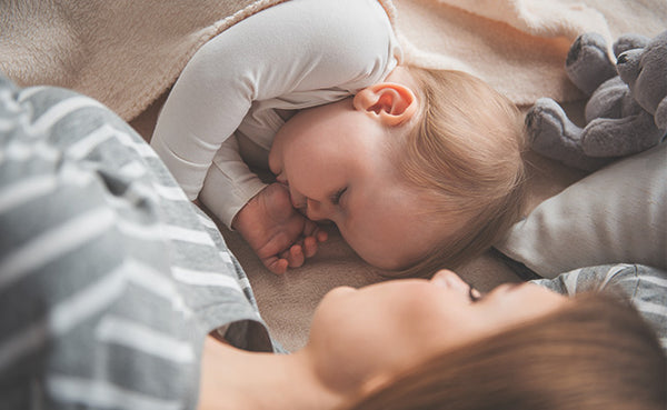 soak in the snuggles, balance motherhood with full-time work