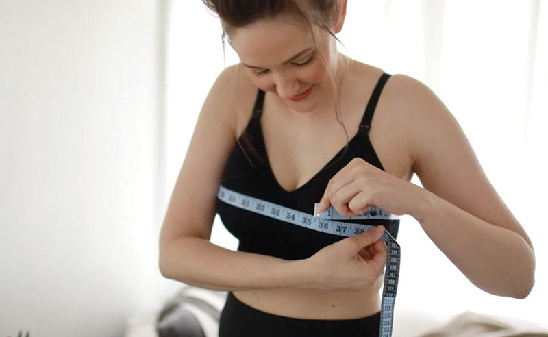 how to find your bra size, how to measure yourself for bra fit