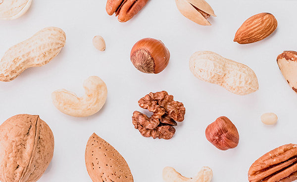 healthy foods for toddlers, nuts and seeds