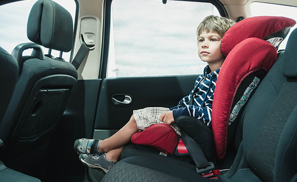high-back booster seat, guide to car seats