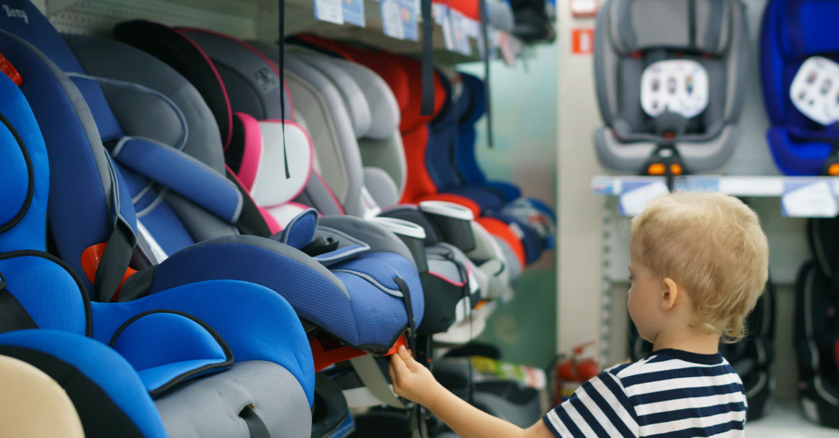 Your ultimate guide to car seats